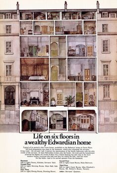 Upstairs, Downstairs - The house 2