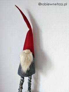 Robię Wnętrza: Wszystko co chcielibyście wiedzieć o skrzatach czyli jak odnaleźć w sobie dziecko… House Front, Home Staging, Christmas Time, Elf, Snowman, Crafts, Biscuit, Christmas Ornaments, Christmas Crafts