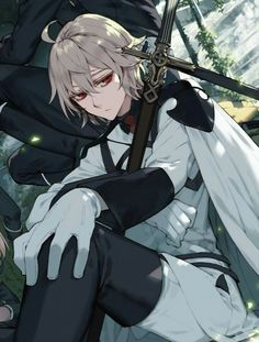 Mika - Seraph of the end