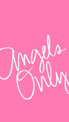 Victoria's Secret Angels Only ★ Find more preppy wallpapers for your #iPhone + #Android @prettywallpaper