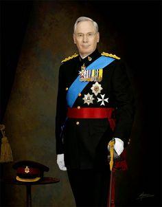 radical royalist: Prince Richard, son of former Australian Governor-General, turns 70
