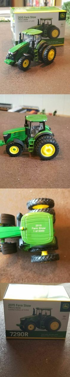 1//64 custom Green 12 bottom on-land plow by C/&D
