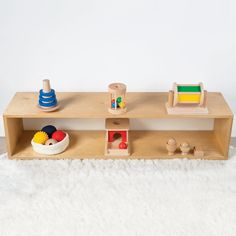Montessori Toys for Baby Learning & Development Infant Toddler Classroom, Object Permanence, Toys For Us, Stem Skills, Motor Planning, Push Toys, Working Memory, Curriculum Design, Shape Puzzles