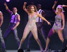 Jennifer Lopez In Zuhair Murad – 'Dance Again' World Tour