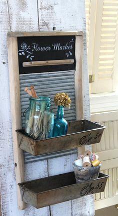Primitive Wash Board I Decorated Up Prim Loves