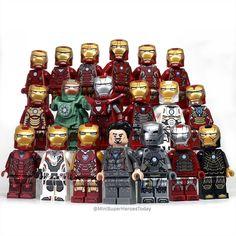 Lego Custom Minifigures, Lego Minifigs, Lego Minecraft, Lego Disney, Legos, Lego Marvel's Avengers, Lego Batman, Figurine Lego, Lego Iron Man
