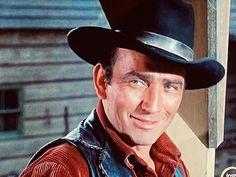 Doug Mcclure, James Drury, Actor James, The Virginian, Cowboy Hats, Actors, Photos, Pictures, Actor