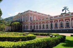 Museu Imperial em Petrópolis, Rio de Janeiro