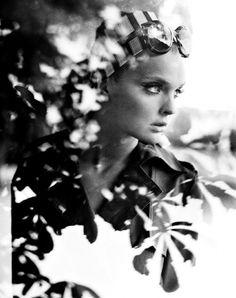 Gertrud Hegelund by Signe Vilstrup for Margit Brandt Autumn 2011