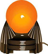 Vintage Art Deco Collectible Clocks. These days Art Deco lamps are probably ...  decospirit.com