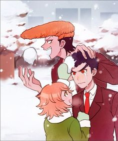 Mondo, ishimaru, and fujisaki
