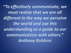 Anthony Robbins.