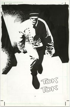 Sin City Hell and Back #4 p5 (1999) Manute Splash by Frank Miller Comic Art