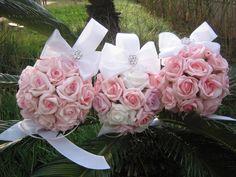 Decoração rosa para noivas I