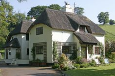 Thatch Cottages In Norfolk England - Bing Images