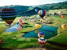 Ballooning. #JetsetterCurator