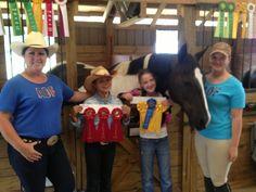 Boone, Destiny, Annie, Naomi and me 2014 YECamp.