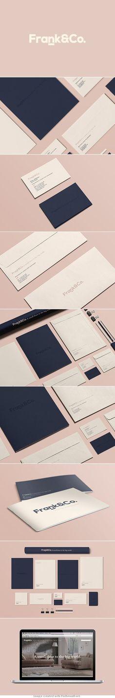 frank & Co. Branding
