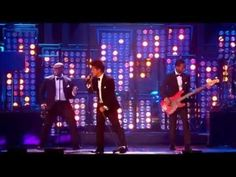 Bruno Mars - Just The Way You Are performance at Brit Awards 2012 .... THIS PREFORMANCE... Pure talent