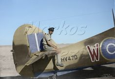 Hawker  Hurricane  Mk.IIc, 336th (Greek) Sq., 219 CW  R.A.F., (Psilolignos  C.). 336η  Βασιλική Ελληνική Μοίρα Δίωξης (Β.Ε.Μ.Δ.), 219 CW   R.A.F. ( Ψιλόλιγνος  Κων/νος).  by Markos Danezis