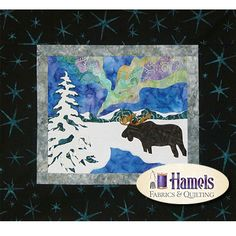 13 Mystery Blocks, each one depicting a Province or Territories. Quilt Kits, Quilt Blocks, Christmas Quilt Patterns, Cat Quilt, Animal Quilts, Contemporary Quilts, Sewing Material, Quilted Wall Hangings, Small Quilts