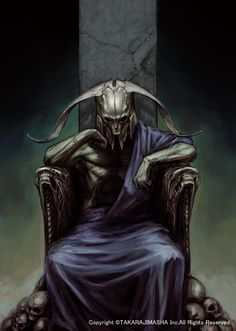 Hades, Lord of the Underworld