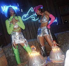 4d1720202 Simi • Haze Cowgirl Halloween Costume, 90s Costume, Space Girl Costume,  Space Costumes