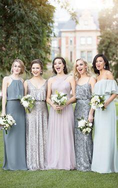 Sorella vita Bridesmaid Dresses ❤️ http://www.deerpearlflowers.com/sorella-vita-fall-2017-bridesmaid-dresses/  #bridesmaiddresses #wedding #fashion #dresses