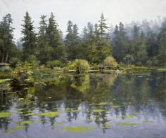 Jim McVicker Paintings: Two Workshops this Fall