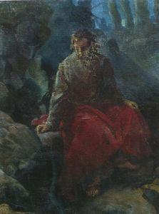 Nikolai Ge - Die Versuchung Christi
