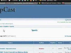 sopcast 3.5.0 gratuit clubic