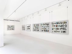 Inventory Magazine - Inventory Updates - Taryn Simon – The Picture Collection Gagosian Gallery, Picture Collection, Contemporary Art, Photo Wall, London, Inspiration, Magazine, Street, Artist