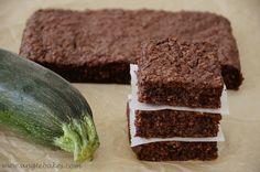 Zdravé brownies z cukety - KAMzaKRÁSOU.sk