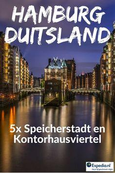 5x dwalen door de Speicherstadt en het Kontorhausviertel in Hamburg || Expedia Insider Tips