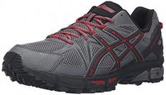 low priced 5c3a0 c9ec3 Looking for the perfect Asics Mens Gel-Kahana 8 Trail Runner,  SharkBlackTrue Red, M Us Please click and view this most popular Asics  Mens Gel-Kahana 8 ...