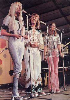 Pics of all 4 together - Seite 4 | www.abba4ever.com