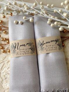 Bridesmaids Gift: Pashmina Shawl