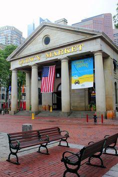 Boston, Quincy Market