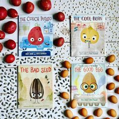 The dynamic duo who created THE BAD SEED, THE GOOD EGG, and THE COOL BEAN are back with a new book that encourages kids to get off the couch and into the world! 📸 @librarymombooks The Bad Seed, Books Everyone Should Read, New Books, Seeds, Couch, Good Things, Education, Cool Stuff, Sofas