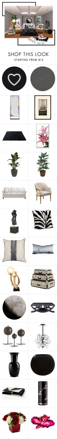 """""""Classic elegance"""" by lamipaz ❤ liked on Polyvore featuring interior, interiors, interior design, home, home decor, interior decorating, Seletti, CB2, Ethan Allen and Kelly Wearstler"""