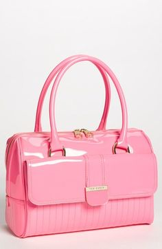 Ted Baker bag in very pink - loving it although very pink... mk bags,fashion bags for women#handbags#