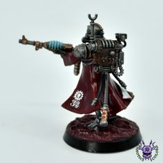 Adeptus Mechanicus: Skitarii Vanguard #ChaoticColors #commissionpainting #paintingcommission #painting #miniatures #paintingminiatures #wargaming #Miniaturepainting #Tabletopgames #Wargaming #Scalemodel #Miniatures #art #creative #photooftheday #hobby #paintingwarhammer #Warhammerpainting #warhammer #wh #gamesworkshop #gw #Warhammer40k #Warhammer40000 #Wh40k #40K #Adeptusmechanicus #Mechanicus #Admech #Adeptusmechanicus #Mechanicum #SkitariiVanguard Warhammer 40000, Tabletop Games, Gw, Scale Models, Artworks, Miniatures, Creative, Painting, Board Games