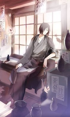 Natsume Yuujinchou ~~ Extraordinarily powerful teenager, Matoba Seiji