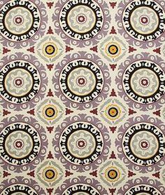Pindler & Pindler Cantana Lilac Fabric