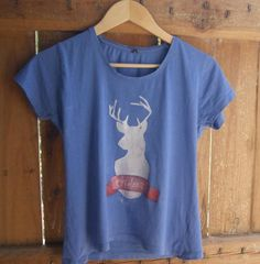 Oh deer! T-shirt ... from 'alexandrashop' on Lilyshop for $17.00