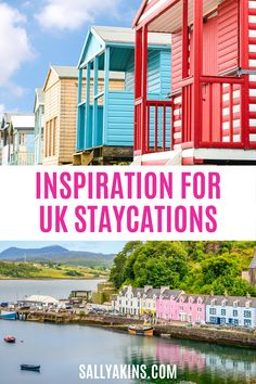 [Ad] If you're planning a holiday in the UK, then this selection of places to stay will give you some great inspiration for your vacation. From lighthouses on the coast to romantic island hideaways, you're sure to find the perfect idea for your next UK getaway! #travel #inspiration #UK #United Kingdom Ludlow Castle, Roseland Peninsula, Trinity House, Loft Style Apartments, Wild Deer, Romantic Escapes, Uk Holidays, Scottish Castles, In Season Produce