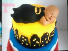 What My Baby Shower Cake Will Be Like ;) If Ever L