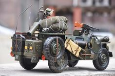 包邮二战美国威利斯吉普车模型 手工铁皮模型 复古军事铁皮车模型-淘宝网