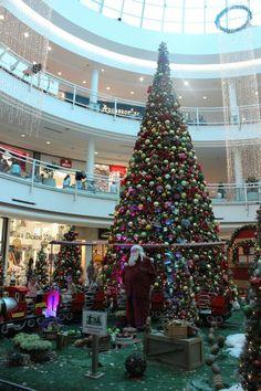 Árvore de Natal Flamboyant Shopping Goiânia / Christmas tree, Brasil
