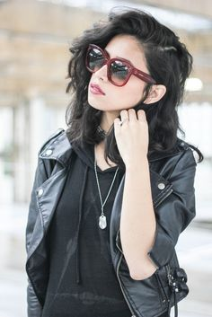 4b6b1c72322  prettystellar in Celine New Audrey Sunglasses Miami Fashion